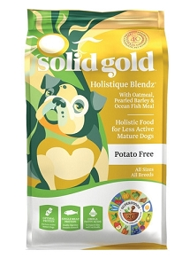 Solid Gold Holistique Blendz® With Oatmeal, Pearled Barley & Ocean Fish Meal Dry Dog Food