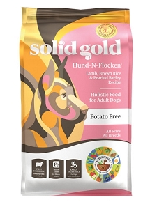 Solid Gold Hund-N-Flocken With Lamb, Brown Rice & Pearled Barley Recipe Dry Dog Food