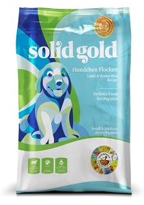 Solid Gold Hundchen Flocken Lamb & Brown Rice Puppy Formula Dry Dog Food