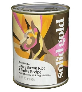 Solid Gold Hund N Flocken Canned Lamb, Brown Rice & Barley Recipe