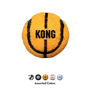 KONG Assorted Sport Ball Dog Toy