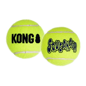 KONG Squeak Air Ball Dog Toy