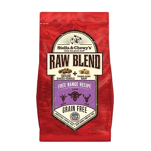 Stella & Chewy's Raw Blend Free Range Recipe 3.5lbs 2 for $99