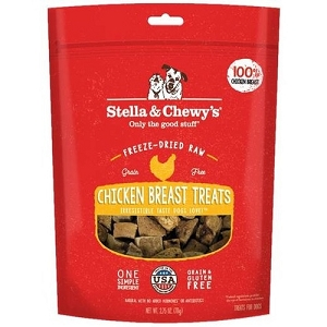 Stella & Chewy's Freeze Dried Chicken Breast Dog Treats