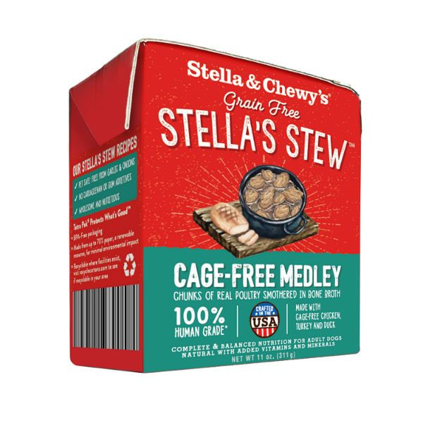 Stella Amp Chewy S Stew Cage Free Medley