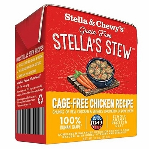 Stella & Chewy's Cage Free Chicken Recipe Stew