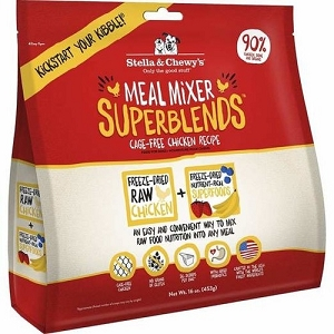 Stella & Chewy's Chicken Superblends Freeze Dried Meal Mixers