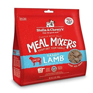 Stella & Chewy's Dandy Lamb Freeze Dried Meal Mixers