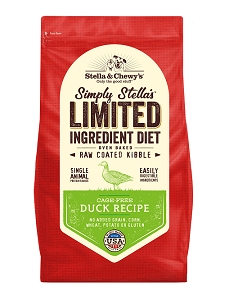 Stella & Chewy's Simply Stella's Limited Ingredient Diet Duck