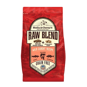 Stella & Chewy's Raw Blend Wild Caught Recipe