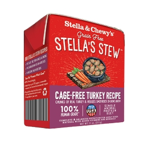 Stella & Chewy's Stew Cage Free Turkey Recipe