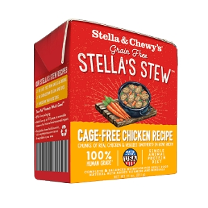 Stella & Chewy's Stew Cage Free Chicken Recipe
