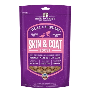 Stella & Chewy's Stella's Solutions Cat - Skin & Coat Boost