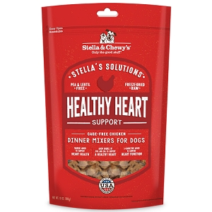 Stella & Chewy's Stella's Solutions (Dog) - Healthy Heart Support