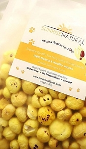 Sunrise Natural Superior Quality Fox Nut (Lotus Seed) 50gm