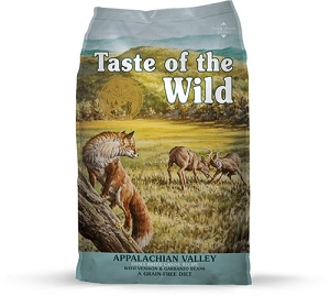 Taste of the Wild Appalachian Valley Small Breed Canine Recipe with Venison & Garbanzo Beans Dry Dog Food
