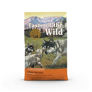 Taste Of The Wild High Prairie Puppy Bison & Venison Grain-Free
