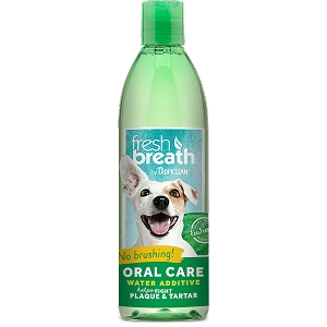 Tropiclean Fresh Breath Water Additive Original