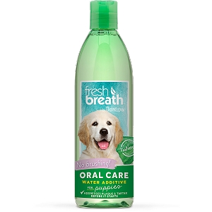 Tropiclean Fresh Breath Water Addictive Puppy