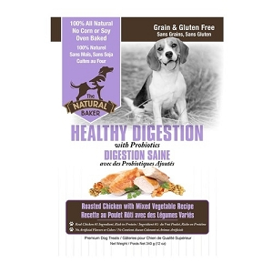 The Natural Baker Healthy Digestion 340gm