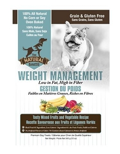 The Natural Baker Healthy Weight Management 340gm