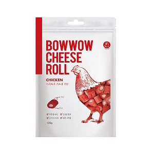 Bow Wow Cheese & Chicken Cheese Roll (COPY)