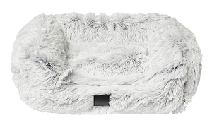 FuzzYard Nordic Bed For Dogs - Ice