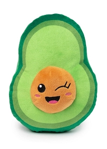 FuzzYard Winky Avocado Dog Toy