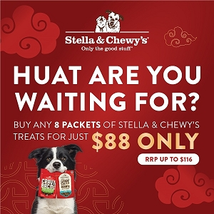 [HUAT HUAT SALE - 8 FOR $88] Stella & Chewy's Treats