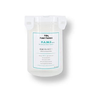 For Furry Friends Pet's Activated Water Sanitizer (P.A.W.S) Wipes