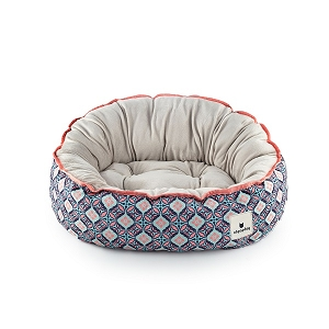 OHPOPDOG Bunga Peach 6 Reversible Bed