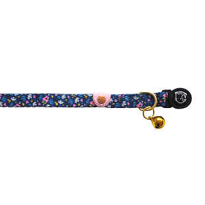 Gentle Purr Forest Joy Cat Collar