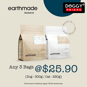 [Launch Promo] Earthmade Dog Trial Bundle Pack