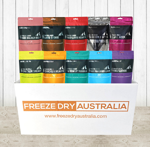 Freeze Dry Australia Freezed Dried