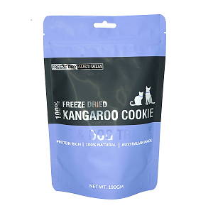 Freeze Dry Australia Freezed Dried Kangaroo Cookie