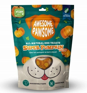 Awesome Pawsome Super Pumpkin Recipe