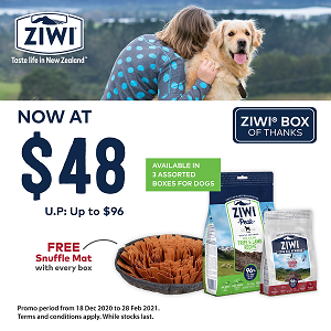 Ziwipeak Box of Thanks - Dogs