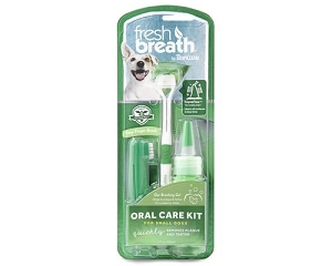 Tropiclean Oral Care Kit Combo