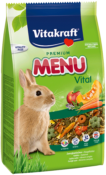 Vitakraft Menu Vital for Rabbits