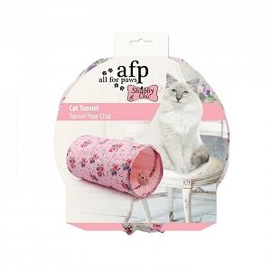 AFP Shabby Chic Cat Summer Time Tunnel
