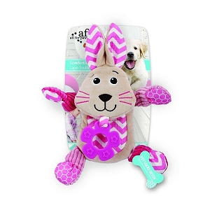 AFP Little Buddy Comforting Bunny 35x25x04cm