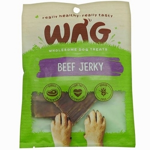WAG Beef Jerky Dog Treats
