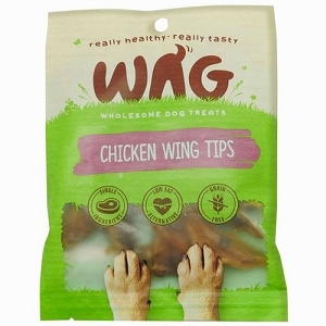 WAG Chicken Wing Tips Dog Treats