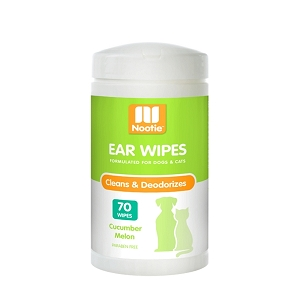 Nootie Ear Wipes for Dogs and Cats 70wipes