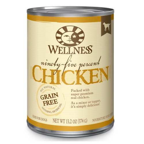 Wellness 95% Canned Chicken