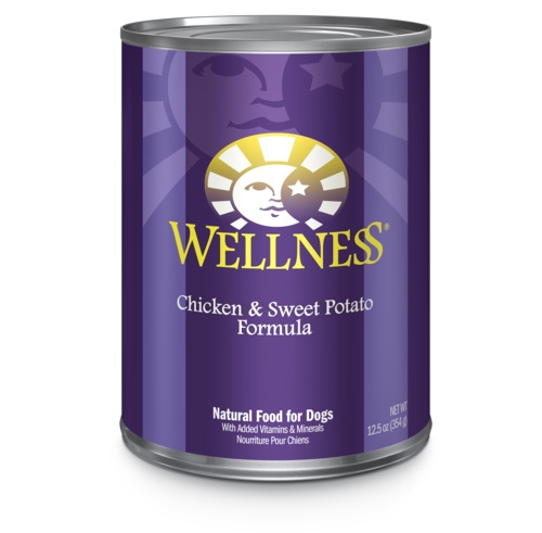 Wellness Complete Health Canned Chicken & Sweet Potato Formula