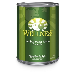 Wellness Complete Health Canned Lamb & Sweet Potato Formula