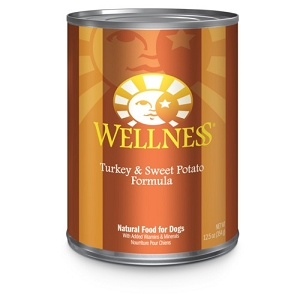 Wellness Complete Health Canned Turkey & Sweet Potato Formula