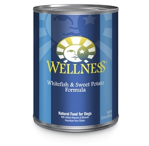 Wellness Complete Health Canned Whitefish & Sweet Potato Formula