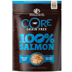 Wellness Core 100% Freeze Dried Salmon Treat